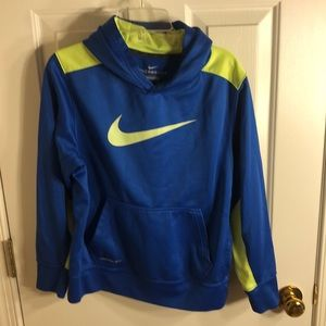 Nike hoodie YL